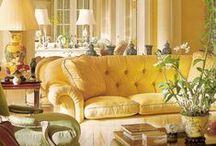 """ღ Living Room-Family Room ღ / Decorating ideas for the """"big"""" room. / by Lisa Coulter"""