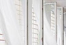 ღ From Ceiling To Floor ღ / Window treatments...wall treatments...doors..and flooring. / by Lisa Coulter