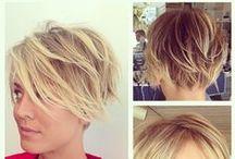 Hair / by Sherrie Teague