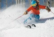 The Ski Life / by Erika Nash