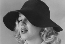 Marilyn - Black & White  / Goodbye Norma Jeane / by David Howton