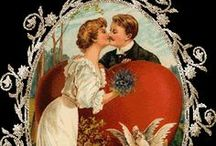 Art & Photography -  Couples / Vintage romantic couples in art and photography / by Ms. Sadie