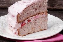 Cakes / by Janet Bolenbaugh
