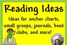 Reading Ideas / by Created by MrHughes