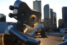 Dallas / Life in Dallas.  No Cowboys, JFK, or TV show.  / by Aaron Collins