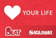 Heart Healthy Lifestyle / Your heart will perform more physical work than any other muscle in your body, so it is important to maintain a healthy lifestyle. / by Save Mart