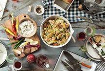 Cozy Kitchen Potluck / by Jaclyn Mullen