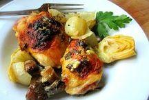 Yummy Things to Make - Chicken / by Karen McFadden