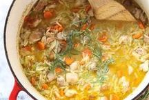 Yummy Things to Make - Soup / by Karen McFadden