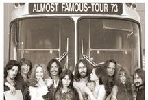 Almost Famous / celebrities/musicians/babes i love. / by Channing Baylard