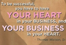 Quotes to Inspire You / by PayPal For Business