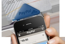 PayPal Here / Introducing PayPal HereTM, the simple way to accept credit and debit cards, PayPal and checks - anywhere you do business.  / by PayPal For Business