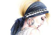 fashion illustration / by Michelle Douglass