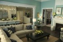 Home: Family room / by Jacqueline Reid