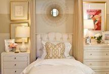 Home: Bedrooms / by Jacqueline Reid
