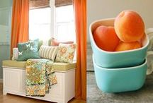 Home: Decorating Ideas & Tips / by Jacqueline Reid