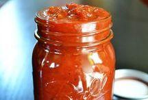 Recipes: Sauces / by Jacqueline Reid