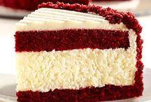 Desserts: Cakes / by Jacqueline Reid