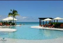 Now Jade Riviera Cancun / by Now Resorts & Spas