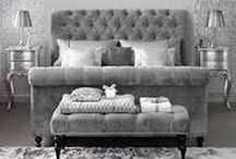 ♅ Dove Gray Home Decor ♅ / ♅ soft, calming, gorgeous home decor in shades of grey ♅ / by Kandice Dickinson