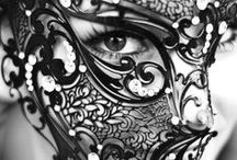 Patterns, masquerade, bows and lingerie / A mixture of awesome things / by Lauren S