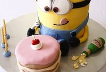 cakes / by Donatella