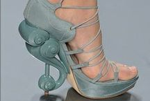 shoes are art / shoes that i wish i had a reason or funding to wear / by Breanna McCollum