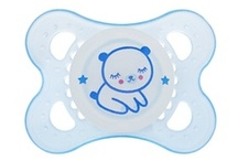 Products for Babies / Teethers, baby bottles, pacifiers and more products for babies / by Child's Play Communications
