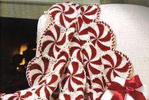 Crochet Squares, Appliques 1 / by Kay Davenport Barr