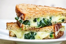 yummy.grilled.cheese. / by Ashleigh Irwin
