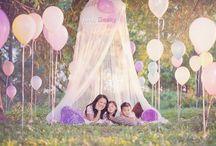 Birthday party / by Danielle Shedd