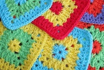 Granny Squares / Crochet granny square patterns are such a delight! A crochet granny square has many uses and is a very versatile project. Learn to crochet granny squares, find all sort of crochet squares patterns, inspiring crochet squares, and more! / by AllFreeCrochetAfghanPatterns