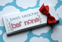 Gifts--For Teacher / by Blaise Lowe
