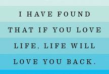 Quotes / by Lo Loeffler
