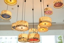 Lighting / Vintage and new lights of all kinds / by Tremain on West