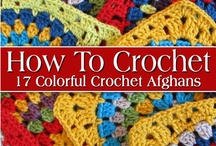Free Crochet eBooks / Endless free crochet patterns for any occasion! Download our free eBooks today if you're looking for new crochet afghan patterns to make.  / by AllFreeCrochetAfghanPatterns