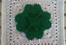 St. Patrick's Day Crochet Afghans / by AllFreeCrochetAfghanPatterns
