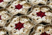 Geometric Crochet Patterns / These Geometric Crochet Patterns have all kinds of cool shapes for your afghan projects! Crochet some of these geometric crochet patterns to give your space a modern look. / by AllFreeCrochetAfghanPatterns