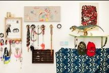 Room Tour / Get decorating ideas for your bedroom, dorm room, or first apartment! / by TeenVogue