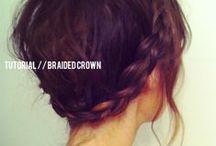 hair / by Jen Alderette