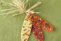 ~Church kids Fall arts & crafts~ / by ~Kelly Acker~