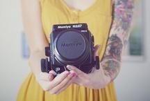 Snap / i heart cameras. / by buttercup caren