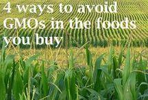 No GMO! / by Pat @ Heal Thyself!