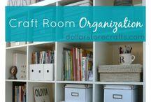 Craft Room Organization / by Mary Axford
