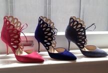 Spring 2013 Shoes / by Monique Lhuillier