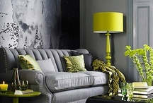 Living room & lighting / by Debbie @ Lichtinspiratie