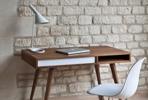Home office & lighting / by Debbie @ Lichtinspiratie