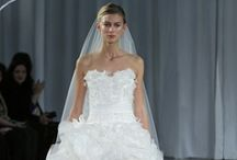 Fall 2013 Bridal / by Monique Lhuillier