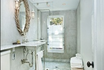 Master Bathroom Out Of Thin Air / by Lisa Baker-Heaton