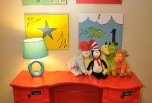 Dr. Suess Nursery. (for when I'm 30) / by Samantha Halliburton